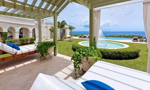 Barbados, Caribbean - $1,300/night