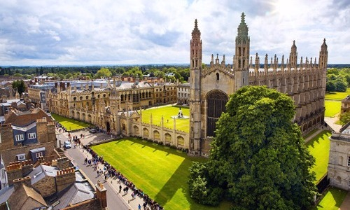 University of Cambridge - $8.1 Billion